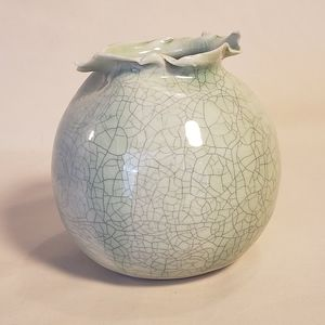 Vintage Accents - Artist signed handmade pottery